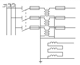 电压互感器的接线方式